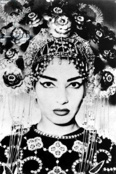Maria Callas in