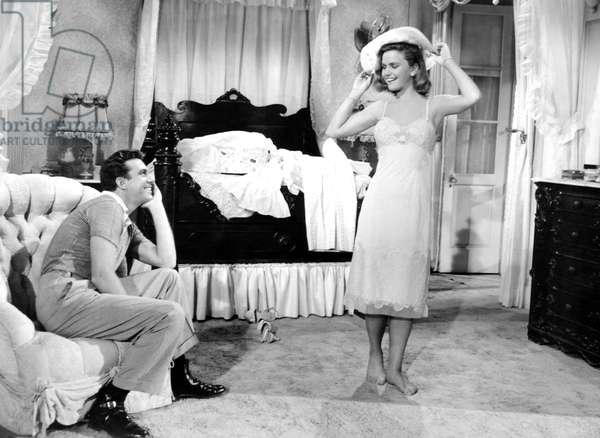Les Feux de l'ete: THE LONG, HOT SUMMER, Anthony Franciosa, Lee Remick, 1958, (c) 20th Century-Fox Film, TM & Copyright / courtesy: Everett Collection