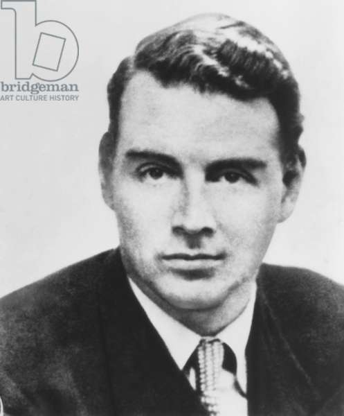Guy Burgess, Englishman who spied for the Soviet Union, circa 1950