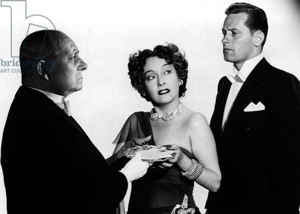 Boulevard du crepuscule: SUNSET BOULEVARD, Erich Von Stroheim, Gloria Swanson, William Holden, 1950