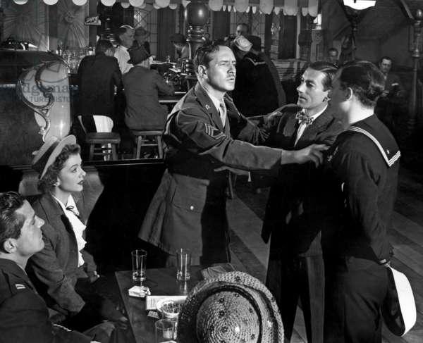 Les plus belles annees de notre vie: THE BEST YEARS OF OUR LIVES, Dana Andrews, Myrna Loy, Fredric March, Hoagy Carmichael, Harold Russell, 1946