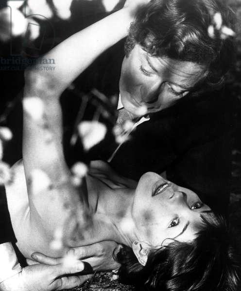 ROMANTIC ENGLISHWOMAN, Michael Caine, Glenda Jackson, 1975