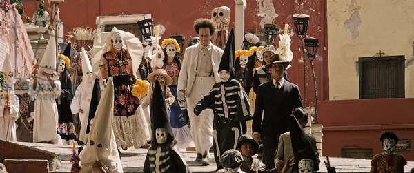 EISENSTEIN IN GUANAJUATO, center: Elmer Back (as Sergei Eisenstein), 2015. ©Strand Releasing/courtesy Everett Collection