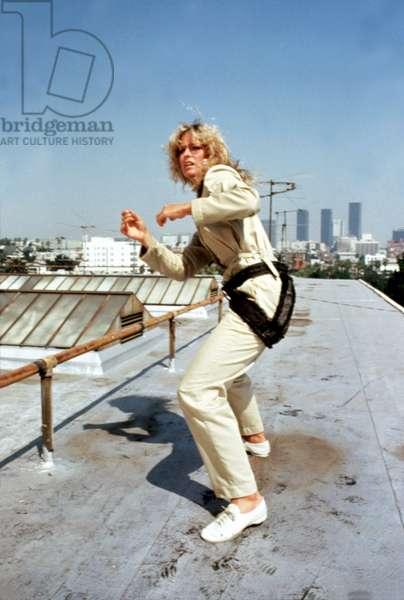 CHARLIE'S ANGELS, Farrah Fawcett, 1976-1981