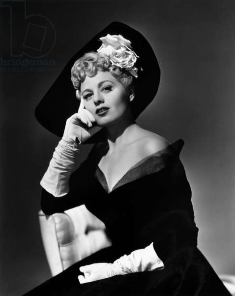 Shelley Winters, 1949