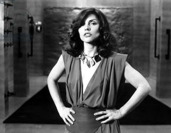 VIDEODROME, Debbie Harry, 1983
