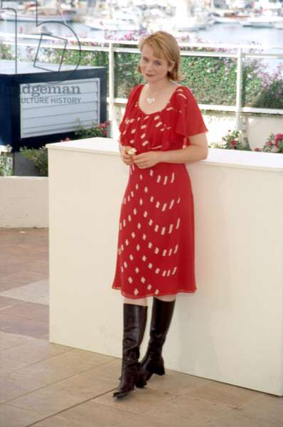 Emily Watson at the Cannes Film Festival, 5/2002, by Thierry Carpico