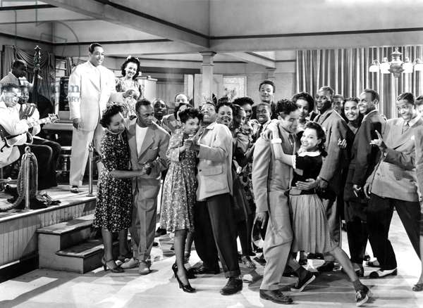 Cabin in the sky: CABIN IN THE SKY, Cab Calloway, 1943