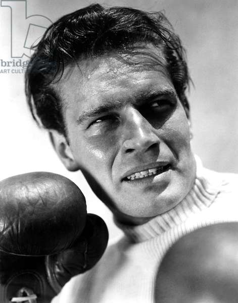 Charlton Heston, 1950