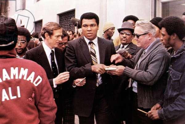 THE GREATEST, Muhammad Ali, 1977
