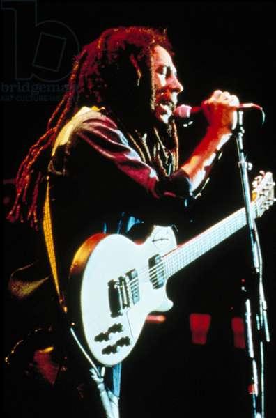Bob Marley, 1970s.