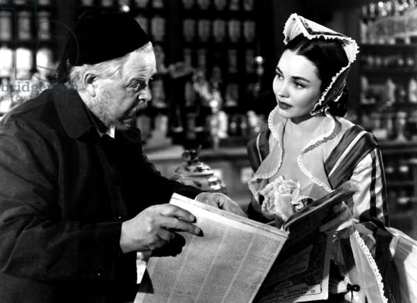 Madame Bovary: MADAME BOVARY, Gene Lockhart, Jennifer Jones, 1949