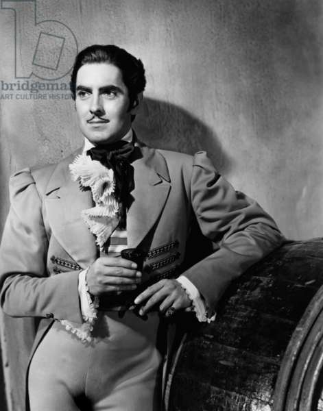 The Mark of Zorro, Tyrone Power, 1940
