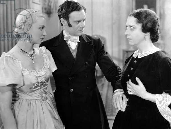 JANE EYRE: JANE EYRE, Virginia Bruce, Colin Clive, Claire du Brey, 1934