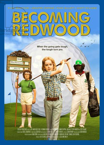 Becoming Redwood: BECOMING REDWOOD, International poster art, from left: Clive Holloway, Ryan Grantham, Viv Leacock, 2012. ©Screen Media Films/Courtesy Everett Collection