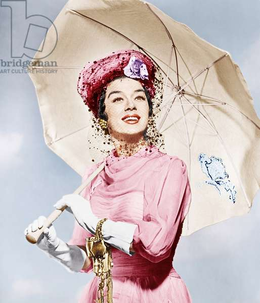 Auntie Mame: AUNTIE MAME, Rosalind Russell, 1958