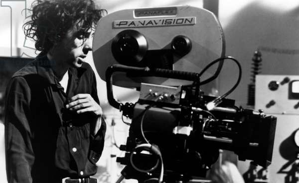 Tim Burton: ED WOOD, Tim Burton, 1994, ©Buena Vista Pictures/courtesy Everett Collection