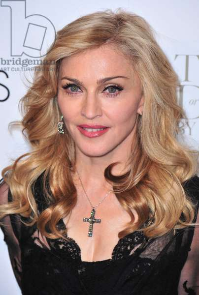 Madonna: Madonna in attendance for Truth or Dare by Madonna Eau de Parfum Launch, Macy's Herald Square Department Store, New York, NY April 12, 2012. Photo By: Gregorio T. Binuya/Everett Collection