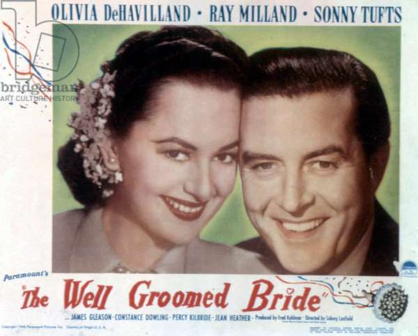 THE WELL-GROOMED BRIDE