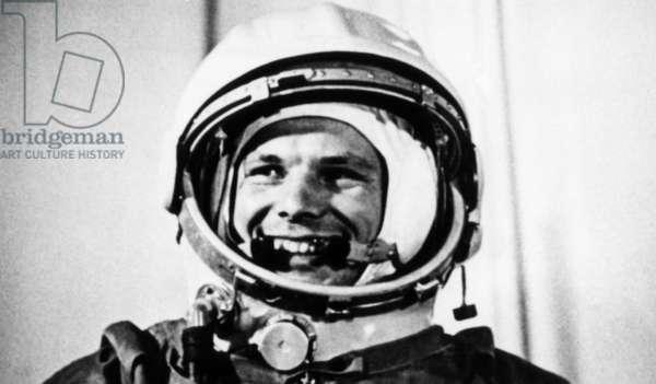 Yuri Gagarin, ca. late 1950's