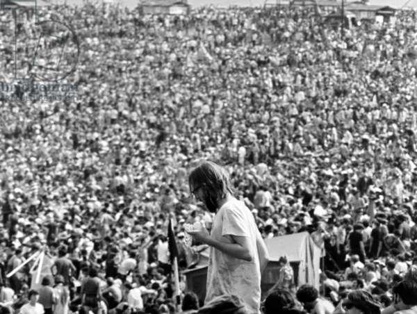 Festival de Woodstock: WOODSTOCK, spectators, 1970