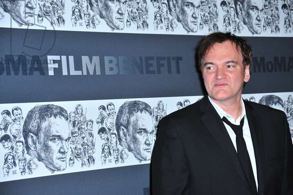 Quentin Tarantino at arrivals for 5th Annual MoMA Film Benefit Honoring Quentin Tarantino, MoMA Museum of Modern Art, New York, NY December 3, 2012. Photo By: Gregorio T. Binuya/Everett Collection