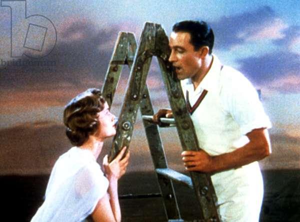 SINGIN' IN THE RAIN, Debbie Reynolds, Gene Kelly, 1952