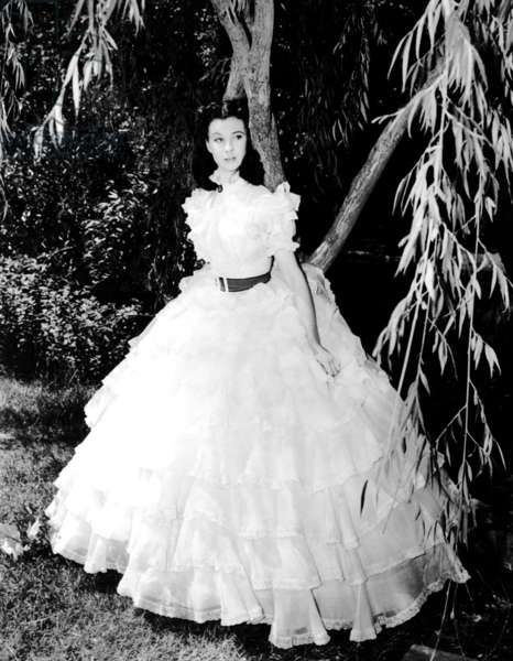 GONE WITH THE WIND, Vivien Leigh, 1939.