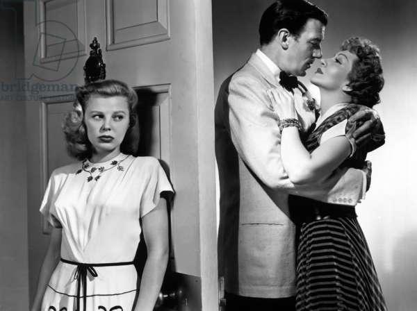 The Secret Heart: THE SECRET HEART, June Allyson, Walter Pidgeon, Claudette Colbert, 1946