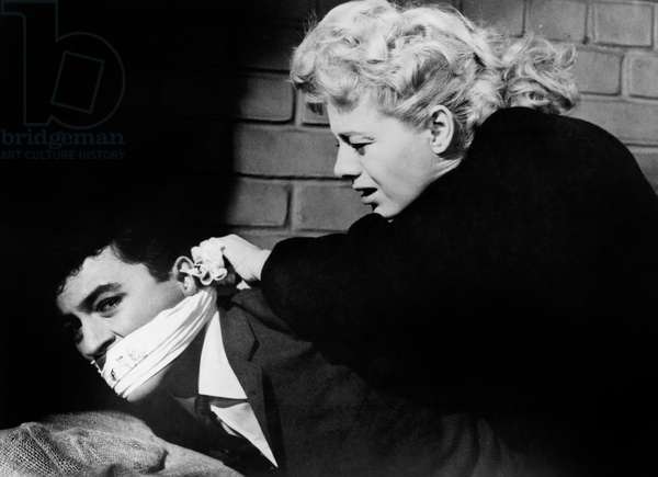 Let no man write my epitaph: LET NO MAN WRITE MY EPITAPH, James Darren, Shelley Winters, 1960