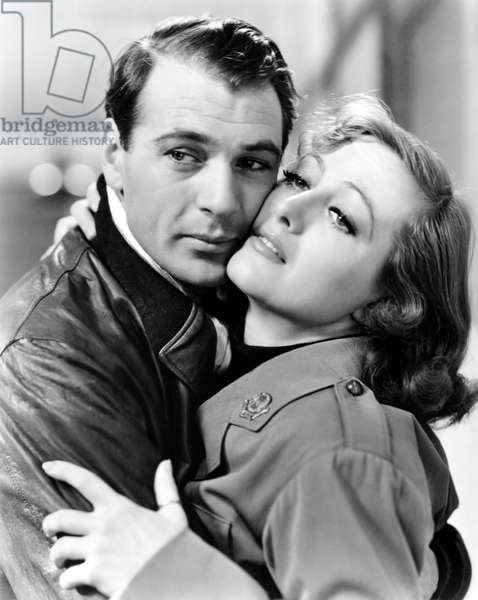 Apres nous le deluge: TODAY WE LIVE, Gary Cooper, Joan Crawford, 1933