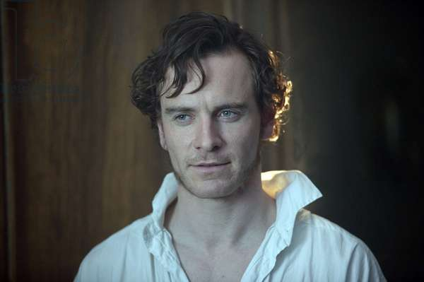 Jane Eyre: JANE EYRE, Michael Fassbender, 2011. ph: Laurie Sparham/©Focus Features/Courtesy Everett Collection