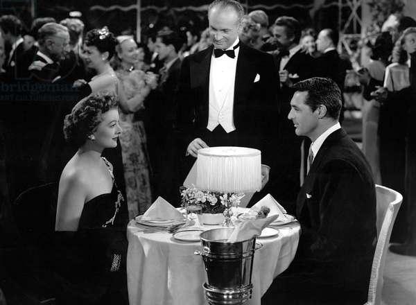 Deux soeurs vivaient en paix: THE BACHELOR AND THE BOBBY-SOXER, Myrna Loy, Cary Grant, 1947