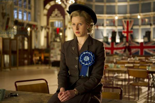 La Dame de Fer: THE IRON LADY, Alexandra Roach as young Margaret Thatcher, 2011. ph: Alex Bailey/©Weinstein Company/courtesy Everett Collection