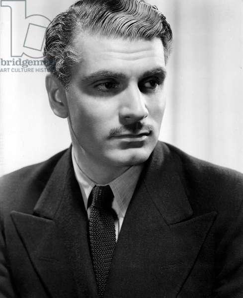Rebecca, Laurence Olivier, 1940 (D'Apres Daphne Du Maurier)