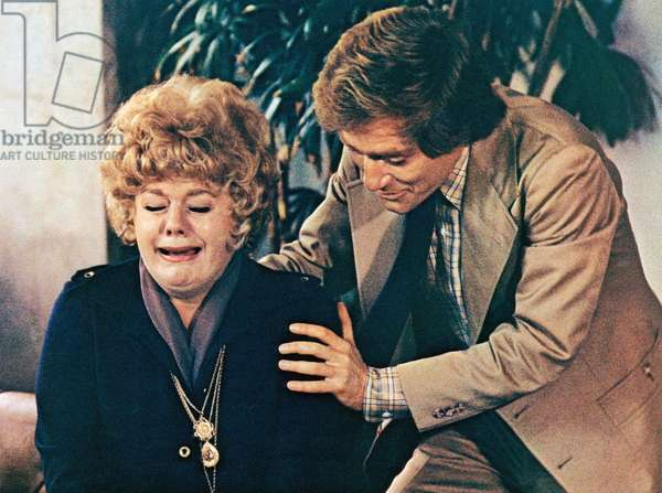 BLUME IN LOVE, Shelley Winters, George Segal, 1973