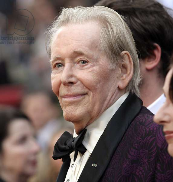 Peter O'Toole on the red carpet at the 79th Annual Academy Awards, Los Angeles, CA, February 25, 2007 (photo)