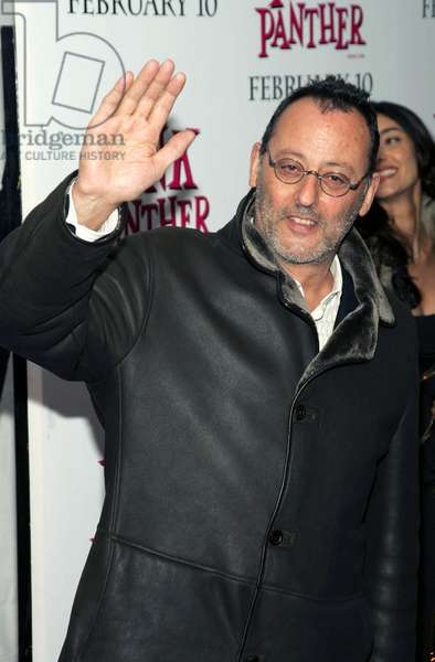 Jean Reno at arrivals for THE PINK PANTHER Premiere, The Ziegfeld Theatre, New York, NY, February 06, 2006. Photo by: Gregorio Binuya/Everett Collection