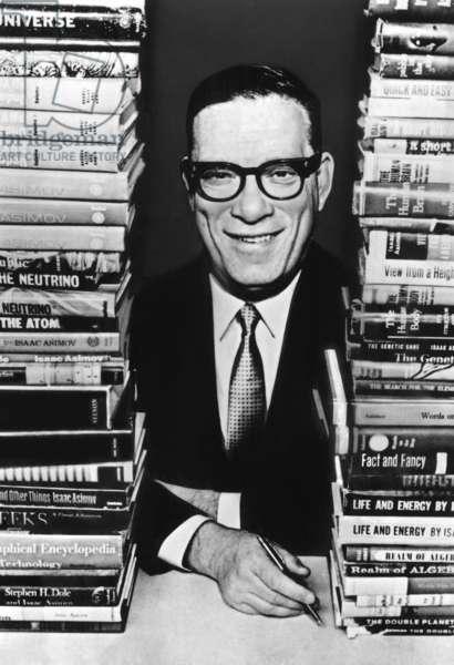 Isaac Asimov, ca. 1970