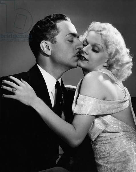 RECKLESS: RECKLESS, William Powell, Jean Harlow, 1935