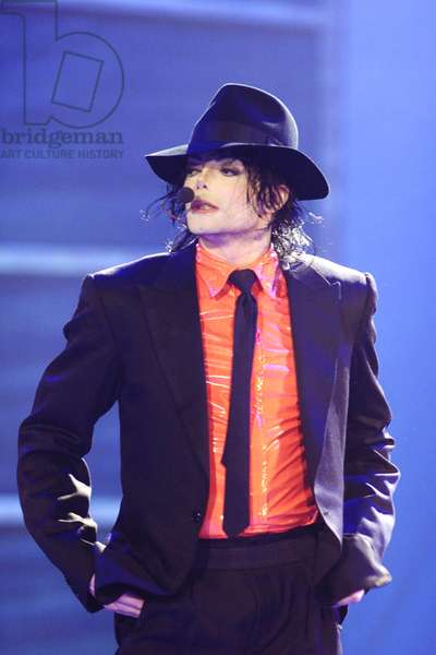 AMERICAN BANDSTAND'S 50TH ANNIVERSARY CELEBRATION, Michael Jackson, aired 5/3/02