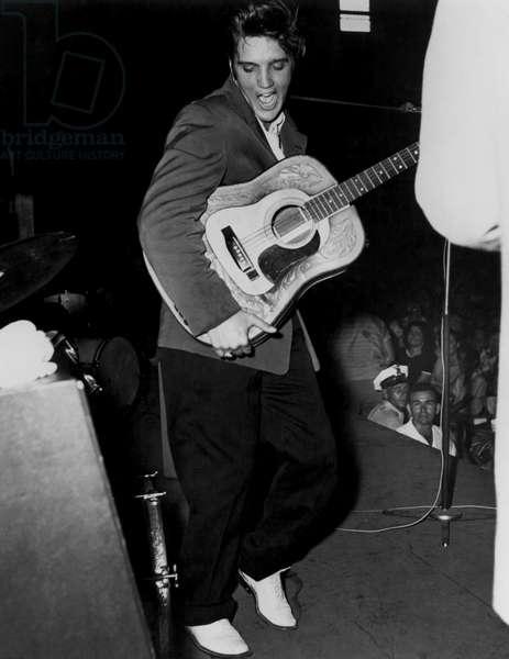 ELVIS PRESLEY, c. 1950s