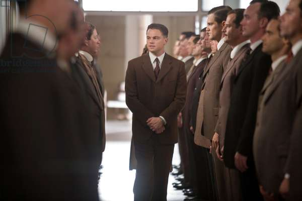 J. EDGAR, Leonardo DiCaprio as J. Edgar Hoover, 2011. ph: Keith Bernstein/©Warner Bros./courtesy Everett Collection