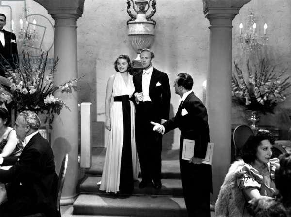 La rancon du bonheur: INTERMEZZO, Ingrid Bergman, Leslie Howard, 1939