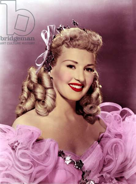 THAT LADY IN ERMINE, Betty Grable, 1948