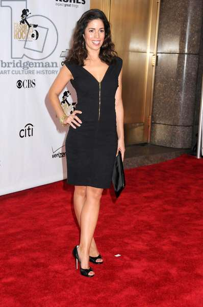 Ana Ortiz at arrivals for 5th Annual FASHION ROCKS Concert Hosted by Conde Nast, Radio City Music Hall, New York, NY, September 05, 2008. Photo by: Rob Rich/Everett Collection