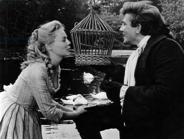 TOM JONES, Susannah York, Albert Finney, 1963