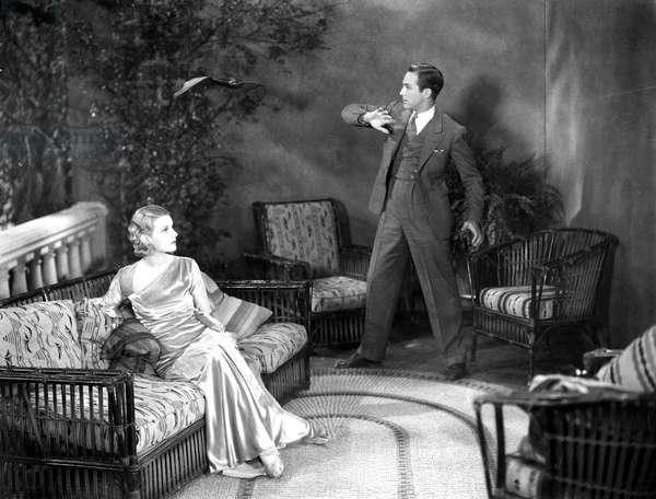 DRACULA, Helen Chandler, David Manners, 1931