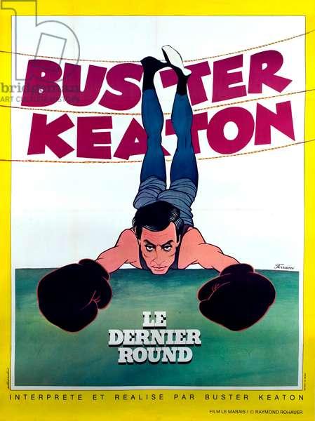 Le Dernier Round: BATTLING BUTLER, (aka Le Dernier Round) Buster Keaton, 1926.