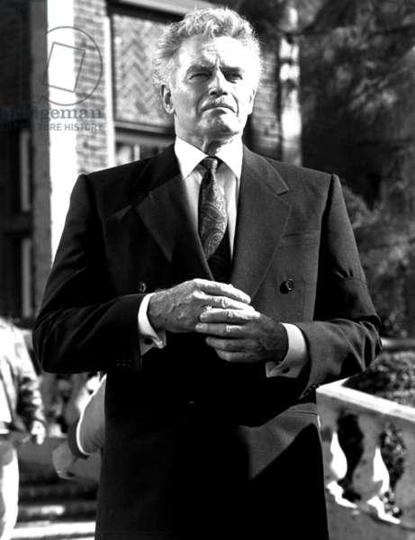 ORIGINAL SIN, Charlton Heston, 1989, © NBC / Courtesy: Everett Collection